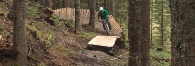 Mountainbike Park Wagrain